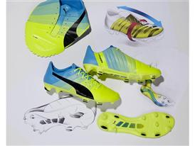 PUMA's new evoPOWER 1.3_Sketches & Components