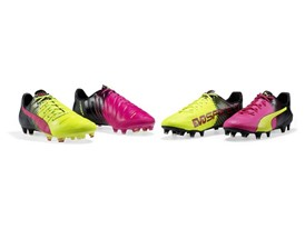 PUMA Tricks Collection evoPOWER and evoSPEED_On White_1
