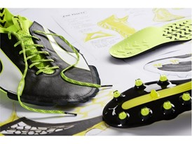 PUMA launches the new evoTOUCH boot_Design Sketches