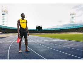 Usain Bolt_ PUMA Jamaica Kit
