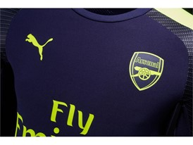 PUMA 2016-17 Arsenal Third shirt