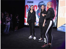 PUMA NETFIT Launch Event  48