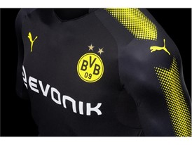 17AW PR TS Football Step-Out Shirt-Details-BVB 1