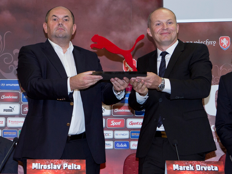 Miroslav Pelta and Marek Drvota Announce the Long Term Partnership Renewal of PUMA and FACR