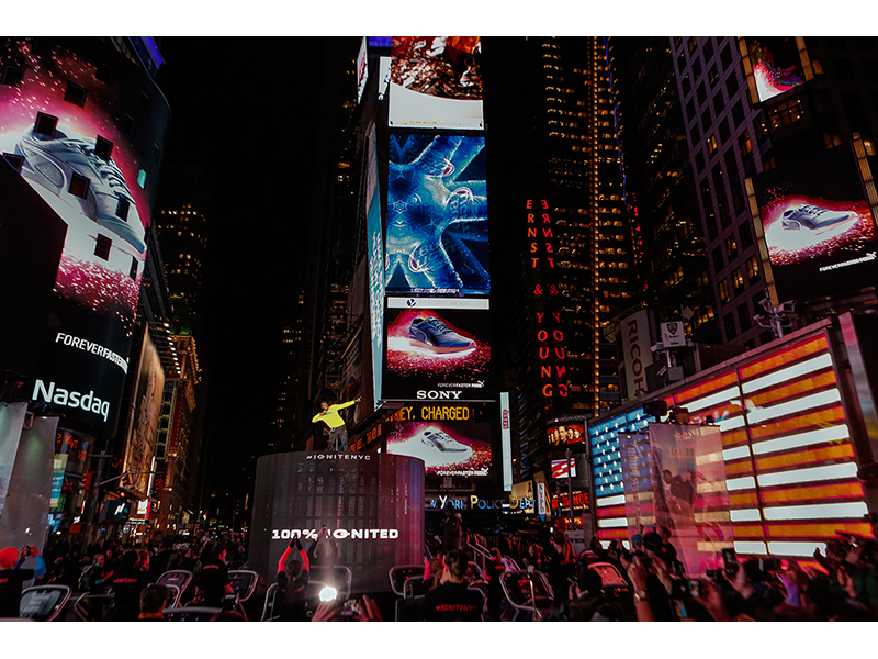 PUMA and Usain Bolt IGNITE New York 5