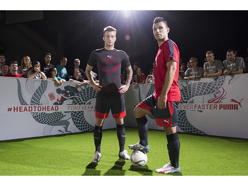 Reus & Agüero Go Head To Head With The Deadly evoSPEED 1.3 Graphic_4