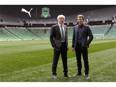 PUMA AND FC KRASNODAR ANNOUNCE PARTNERSHIP