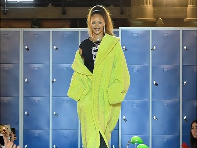 CLASS IS NOW IN SESSION: THE AUTUMN WINTER 2017 FENTY PUMA BY RIHANNA CELEBRATED WITH TOP HONORS IN PARIS