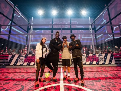 PUMA LAUNCHES THE NEW 365 STREET FOOTBALL FOOTWEAR
