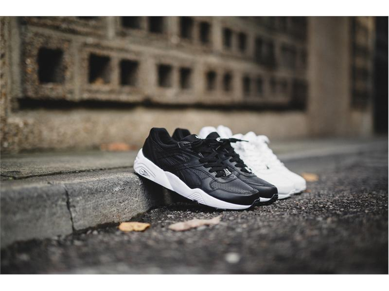 PUMA-  R698 CORE LEATHER