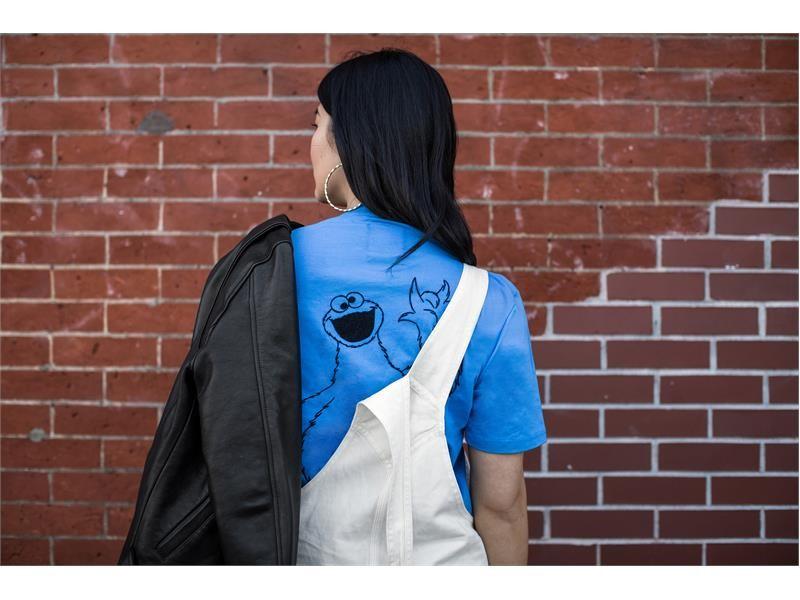 PUMA x SESAME STREET SS'17 LOOKBOOK- 01