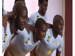 Cameroon Look Ahead to the 2010 South African World Cup
