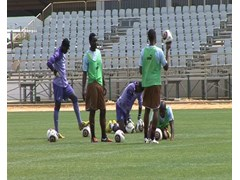 Ghana Look Ahead to the 2010 South African World Cup