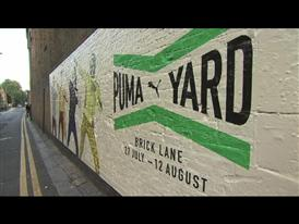 GVs Puma Yard 11th Aug