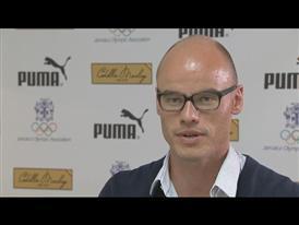 IV Franz Coch, PUMA CEO