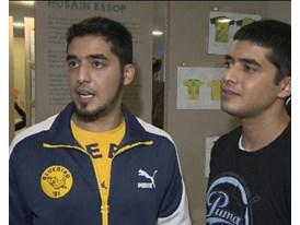 Hasan and Hussain Essop
