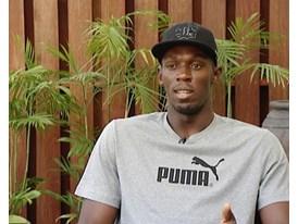 IV Usain Bolt Interview 1