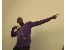 GVs Usain Bolt Fashion Shoot, Miami