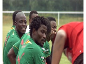 Ghana Training Footage