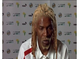 Rigobert Song, Cameroon Football Player (French Answers)