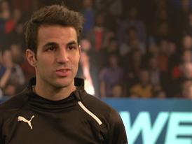 PUMA Launch evoPOWER Barcelona Interviews
