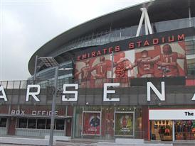 2015 PUMA Arsenal Home Kit Launch, Emirates Stadium – B Roll