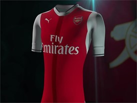 AFC Home 2016/17 3D Animation