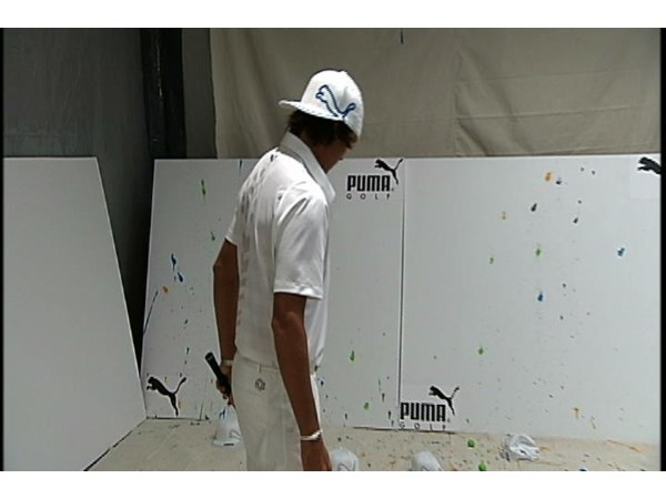 """PUMA's """"The Art of Golf"""" with Rickie Fowler"""
