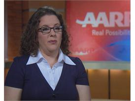 Leigh Purvis, Director of Health Services Research in AARP's Public Policy Institute