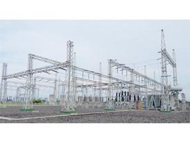 150kV substation Surabaya Selatan