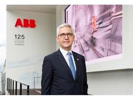ABB CEO Ulrich Spiesshofer