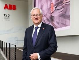 ABB Chairman Peter Voser