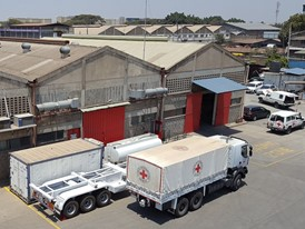 ICRC logistrics hub in Nairobi photo by ICRC 2