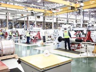 ABB inaugurates traction transformer plant in South Africa