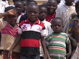 DR Congo file footage
