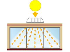 Prisms Add Power to Daylighting