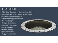 Hydrel Unveils LED In-Grade Retrofit Series