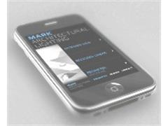 Mark Architectural Releases Mobile iPhone Lighting App