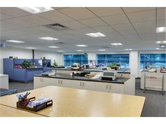 Electrical Co-Op Integrates Acuity Brands LED Lighting and Digital Lighting Controls Technology