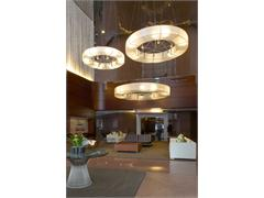 Luxury Condos Achieve Energy Saving & Aesthetic Goals with LED Lamps from Acuity Brands
