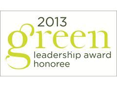 Sunoptics Receives Green Leadership Award