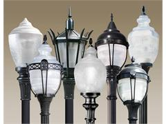 Acuity Brands Introduces Energy Saving Post Top LED Luminaires From Antique Street Lamps