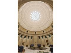 Acuity Brands Helps MIT Blend Modern LED Technology with  Classic Architecture to Revive Historic Dome
