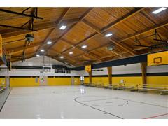 North Carolina School District Refreshes Gymnasium with LED Lighting from Acuity Brands