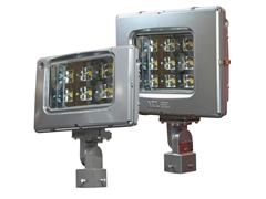 New American Electric Lighting LED Floodlights from Acuity Brands Slash Ownership Costs, Boost Visibility