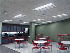 Lithonia Lighting Blends Today's LED Benefits with Avanté's Classic Design
