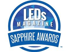 Acuity Brands and eldoLED Honored by Sapphire Awards
