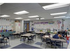 Chicago-Area School District Immediately Reduces Lighting Wattage by 40% with Acuity Brands Integrated LED Lighting and Controls Solution