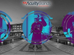 Acuity Brands to Showcase Select Luminaires Using Virtual Reality Technology at LIGHTFAIR® International 2019