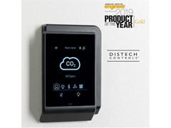 Allure UNITOUCH from Distech Controls Voted a 2019 Product of the Year Gold Award by Consulting-Specifying Engineer Readers